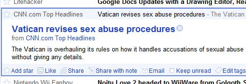 """Vatican revises sex abuse procedures"""